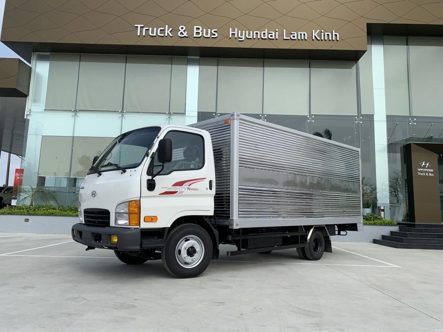 Hyundai Mighty N250SL